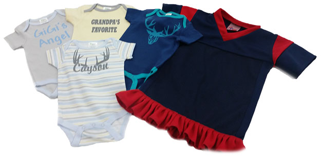 Athletic Threads Baby Clothes and Dress