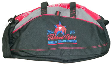 Athletic Threads Embroidered Equipment Bag