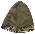 Athletic Threads Reversible Camo Beanie Thumbnail