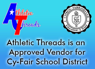 Athletic Threads Cy-Fair Vendor